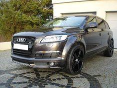Audi Q7 42 FSI Quattro New Audi Q7, Mk 1, Atvs, Cars Motorcycles, Specs, Volkswagen, Boat, Trucks, Amazing