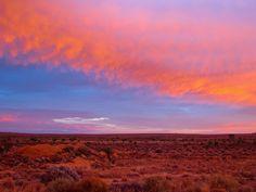 Outback Sunrise