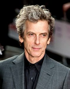 Peter Capaldi attends the Jameson Empire Awards on March 29, 2015 in London. [x]