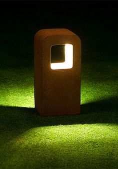 Creative lighting from KONIC. Ideal for lighting stairs, steps, paths and walkways. LED Bollard & Posts - Pathway Lighting / Outdoor Lighting - The Light Yard