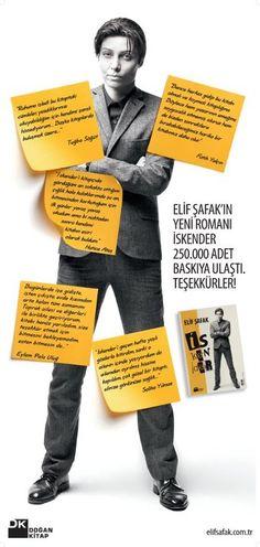 Elif Şafak- İskender