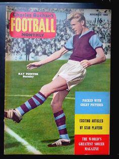 Burnley Fc, Laws Of The Game, White Hart Lane, Football Memorabilia, Association Football, Most Popular Sports, Vintage Football, Magazine Articles, Tottenham Hotspur
