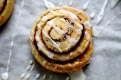 Cinnamon rolls // Zimtzauber & Zuckernebel
