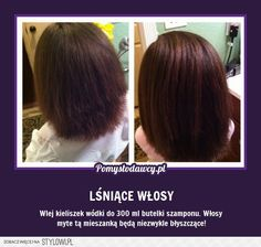 NIEZWYKŁY TRIK NA PIĘKNE LŚNIĄCE WŁOSY na Stylowi.pl Beauty Skin, Health And Beauty, Hair Beauty, Hair Remedies, Toddler Hair, Hair Repair, Natural Cosmetics, Hair Hacks, Hair Tips