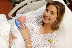 """""""With love we welcome our son, Joseph Frederick Kushner ... Arabella is such a proud big sister!"""" -Ivanka Trump."""