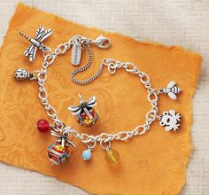 Get A Free Charm Bracelet When You Buy Two Charms Now Is