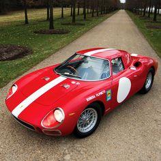 FERRARI 250 LM - designed by Carrozzeria Pinin Farina of Turin, coachwork by Carrozzeria Scaglietti of Maranello. Maserati, Lamborghini, Le Mans, Ferrari Racing, Ferrari Car, Automobile, Alfa Romeo, Classic Race Cars, American Racing