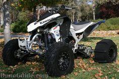 Kawasaki KFX450R - Sand Monster