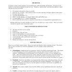 nice good characteristics for a resume good characteristics for a resume