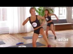 Anna Kaiser AKT in Motion 10 Minutes Bootie Workout - YouTube