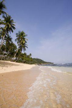 Reisen Sao Tome und Principe - Badeurlaub