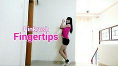 [Produce 101] Pinkrush - Fingertips Dance Cover_Novita C