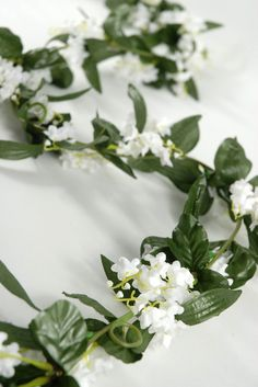 Lily of the Valley  Wedding Garlands  $6.99 each  / 3 for $5 each  - Click to enlarge