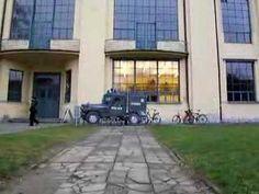 Magav in front of Bauhaus-Universität, Weimar Bauhaus, Outdoor Decor, Home Decor, Art, Weimar, Art Background, Decoration Home, Room Decor, Kunst