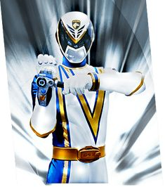 """Instead of him being called """"The Omega Ranger"""", why shouldn't he be called """"The White Ranger""""? Power Rangers Spd, Power Rangers Morphin, Power Rangers Fan Art, Power Rangers Comic, Power Rangers Series, Power Rangers Megazord, Power Rangers Samurai, Dino Rangers, Pawer Rangers"""