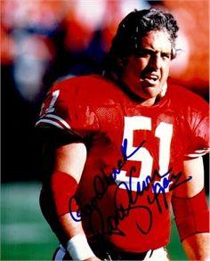     autographed San Francisco 49ers 8x10 photo
