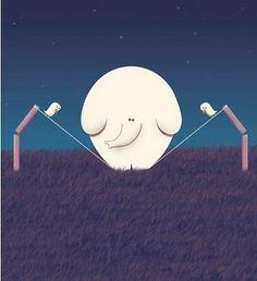 Elephant on a line :)