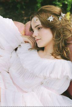 Emma Watson from a Fairy Tale