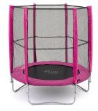 Plum Products 6 ft Trampoline  Enclosure Pink