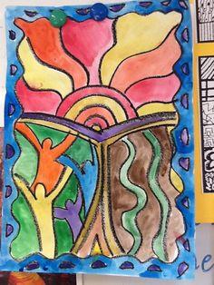 Inspired by Sally Morgan Love Art, My Love, Indigenous Art, Year 2, Australian Artists, Sally, Art Lessons, Maps, Art Ideas
