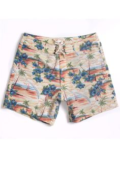 Upgrade your shorts game with Bridge & Burn's variety of men's shorts. Stylish Men, Men Casual, Best Mens Fashion, Man Fashion, Man Swimming, Character Outfits, Piece Of Clothing, Swim Shorts, Patterned Shorts