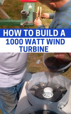 1000 watts is great power for any home. This turbine help charge the battery bank that powers our offgrid home. Off Grid, Solar Projects, Energy Projects, The Plan, Building A Wind Turbine, Solar Power Facts, Magnetic Generator, Alternative Energie, Wind Power Generator