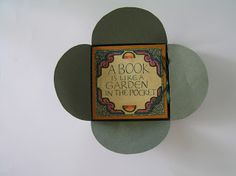 Square or Circular Book Box tutorial by Helen Malone