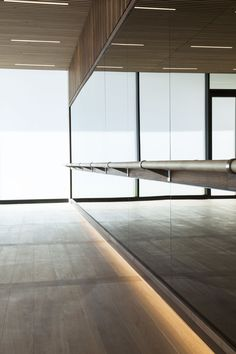 People's Place Gym – Unquestionably the first of its kind. Home Dance Studio, Studio Room, Gym Design, House Design, Gym Mirrors, Dance Rooms, Gym Interior, Gym Room, Workout Rooms