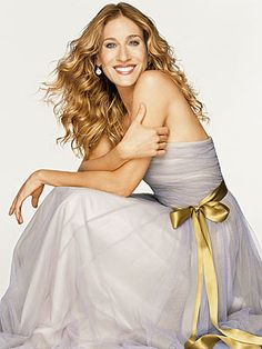I love Sarah Jessica Parker!!! Can she be my stylist?