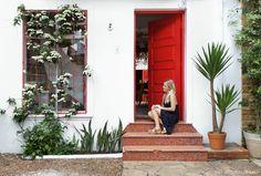 Vila encantada | Capítulo 1: Casa de vila colorida e charmosa no Histórias de Casa