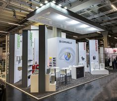 New Opportunities, Booth Design, Trade Show, Locker Storage, Architecture, Inspiration, More, Furniture, Exhibitions