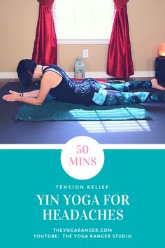 Join me in this free practice for headaches and tension relief!
