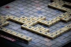 """Learn about the popular board game Scrabble and how to improve your vocabulary with this list of legal four-letter words that include the letter """"Z. Two Letter Words, New Words, Scrabble Words, Scrabble Tiles, Offensive Words, Brain Teaser Games, Improve Your Vocabulary, Pet Peeves, Word Games"""