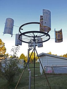 Wind Powered Water Pump Make It Yourself Project » The Homestead Survival