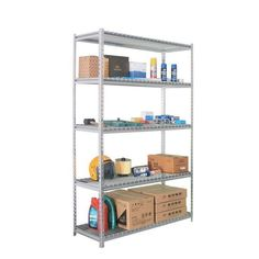 Slotted Angle Shelf for sale in high quality on http://www.rackingmanufacturers.com/pid13857800/Slotted+Angle+Shelf+for+sale+in+high+quality.htm