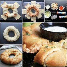 Are you looking for yummy recipes that are easy to shop for & don't require a lot of time in the kitchen? This Buffalo Chicken Crescent Ring is easy to make, has excellent taste and looks beautiful. It's worth trying. Ingredients: 8 ounces cream cheese, softened 1 packet ranch dressing …
