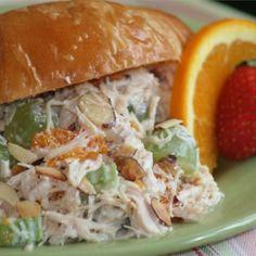 Gourmet Chicken Salad