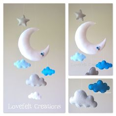 Lluna i núvols