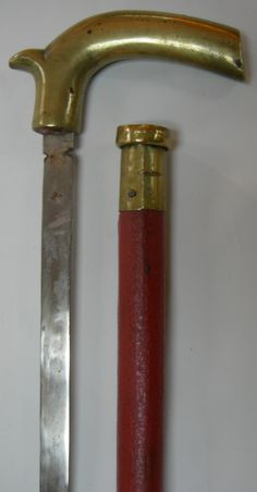 Sword Cane $230.00 For those days when people make you mad :-) Have a swordcane-different than this one