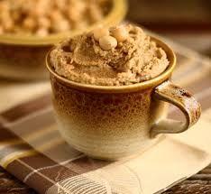 cinnamon dessert hummus