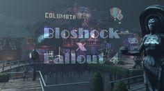 Fallout 4: Bioshock Infinite Columbia themed settlement mod