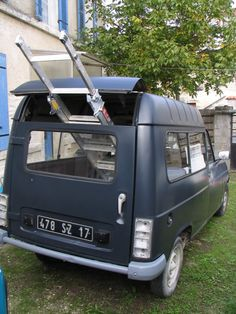 Renault 4 F6 Cargo