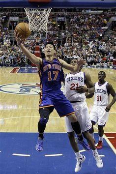 Sports - News, Scores, Standings, Rumors, Fantasy Games Insider Trading, Jeremy Lin, New York Knicks, Sports News, Nba, Basketball Court, Philadelphia, Legends, Stars