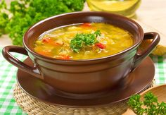 Sopa de Legumes para Queimar a Gordura Abdominal Localizada!