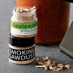 Smoking Gun™ Wood Chips, Set of 4 | Williams-Sonoma