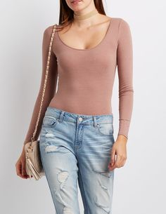 c9d2b0fdf6357 Charlotte Russe Embellished Strappy Cold Shoulder Top ( 24) ❤ liked ...