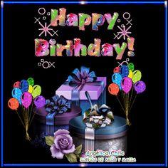 SUEÑOS DE AMOR Y MAGIA: Felicidades en tu Cumpleaños
