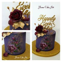 Ennivrsery cake by Nano65