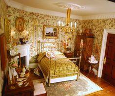 Lady Alesón's bedroom - Jose Aleson