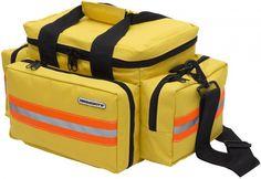 Elite Bags / Emergencys LIGHT BAG Notfalltasche gelb Die perfekt kompakte Notfalltasche in der Sie doch alles unterbringen!Rundum gepolstert, mit diversen Fächern und Taschen sowie...
